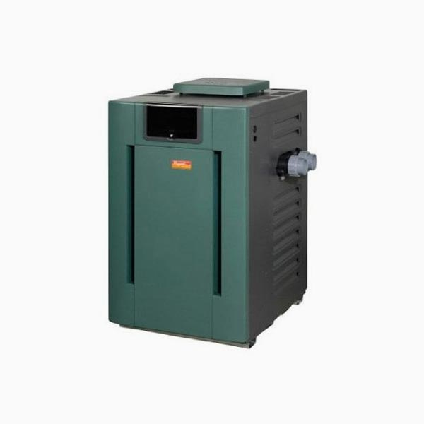 Raypak RP-2100 Natural Gas Pool Heater 399K BTU 009219