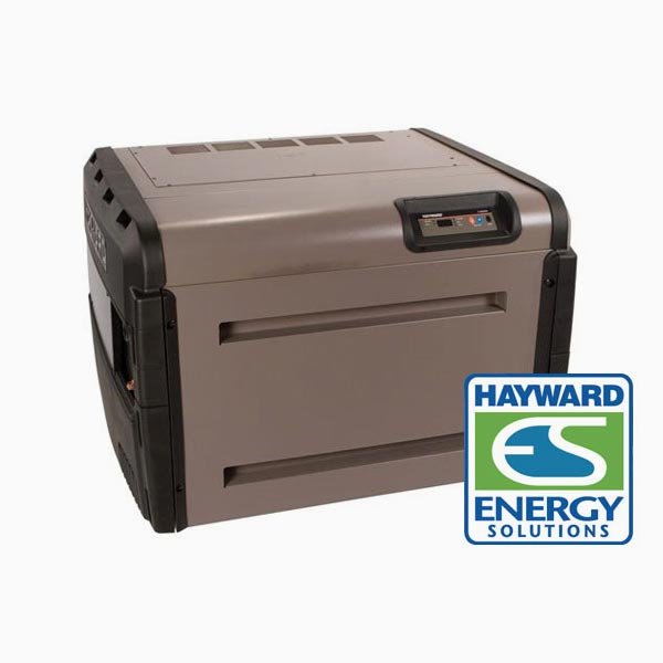 Hayward Natural Gas Pool Heater Uni H-Series 400K BTU H400FDN
