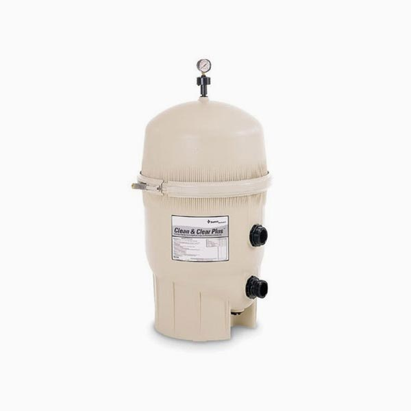 Pentair  DE Filter Fns Plus 60 SF W/O Valve 180009