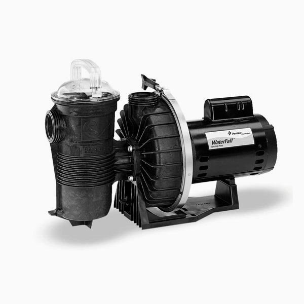 Pentair  Max-E-Pro Pump 2 HP 230V EE Energy Effiicent P6E6G-208L