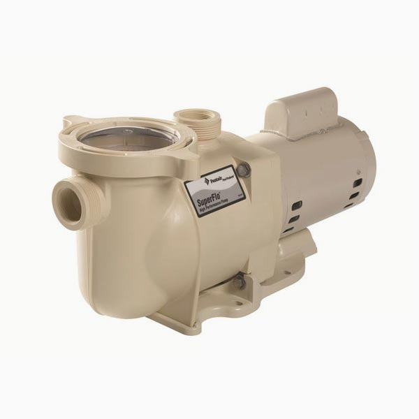 Pentair Superflo Pump 2 HP 230V 340040