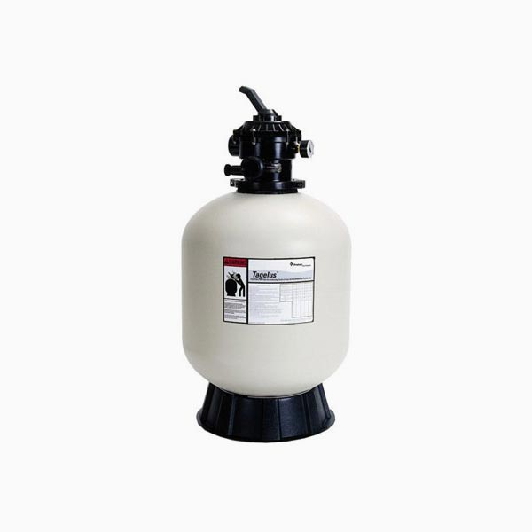"Pentair  Ta40D Sand Filter W/1.5"" Top Mount Valve 144126"