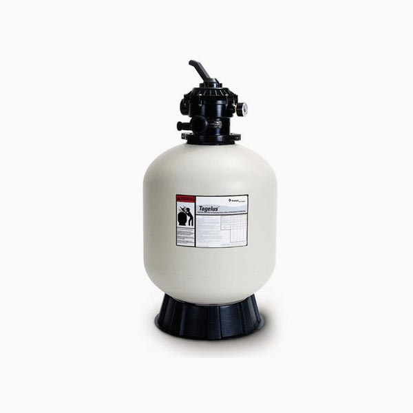 "Pentair  Ta50D Sand Filter W/1.5"" Top Mount Valve 144127"