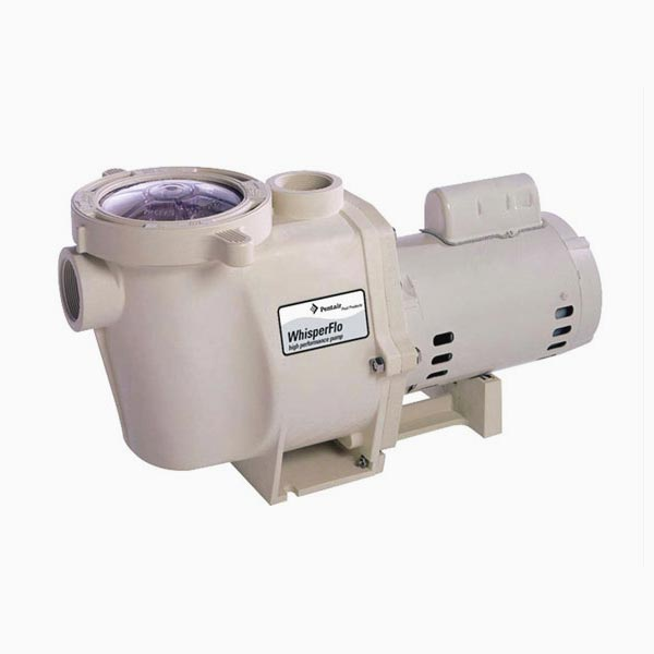 Pentair WhisperFlo Pump 2 HP 11523