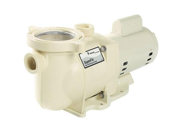Pentair SuperFlo Two Speed Pump 1.5 HP 346243