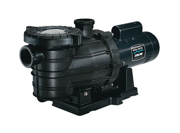 Pentair Sta-Rite Dyna-Pro Two Speed Pump 2 HP MPE6YG-208L