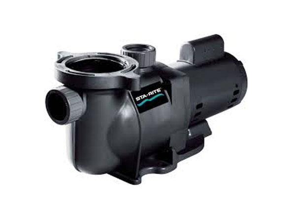 Pentair Sta-Rite SuperMax Two Speed Pump 2 HP PHKN2RAY6G-104L
